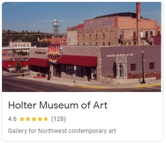 Holter Museum of Art in Helena