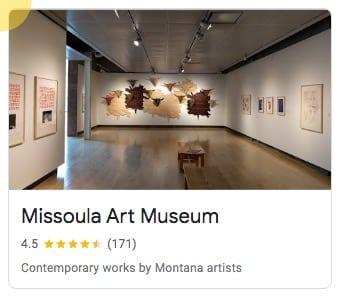 Missoula Art Musem