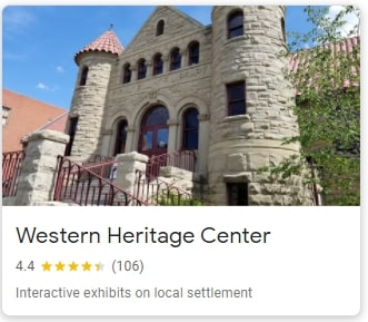 Western Heritage Center in Billings