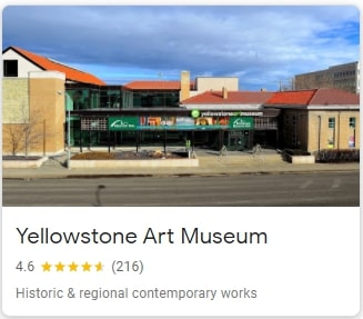 Yellowstone Art Museum in Billings